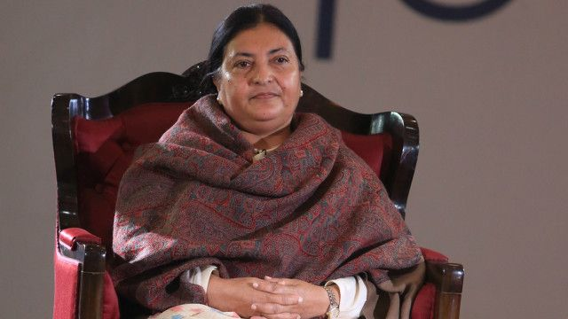 Bidhya Bhandari1