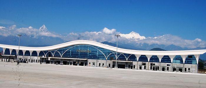 KD Kaski Pokhara AirportTerminal