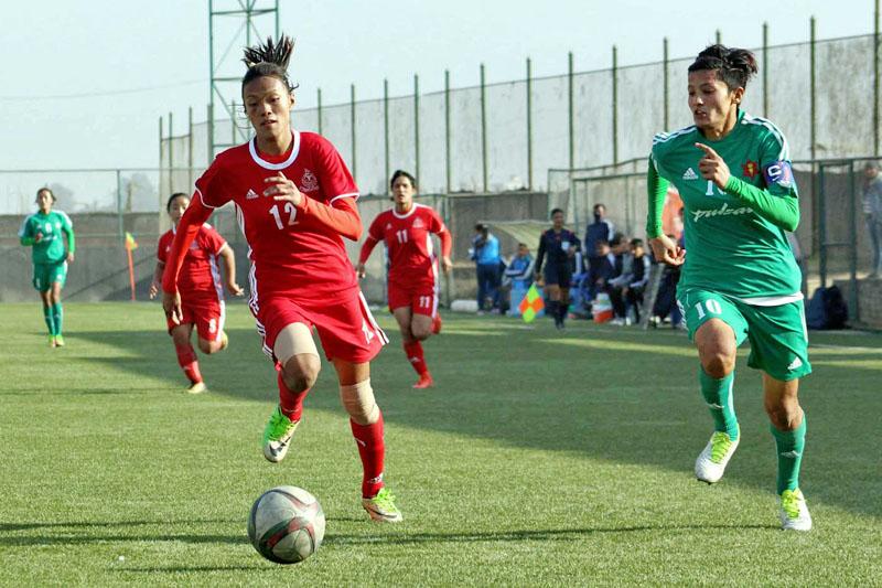 National Womens Football League