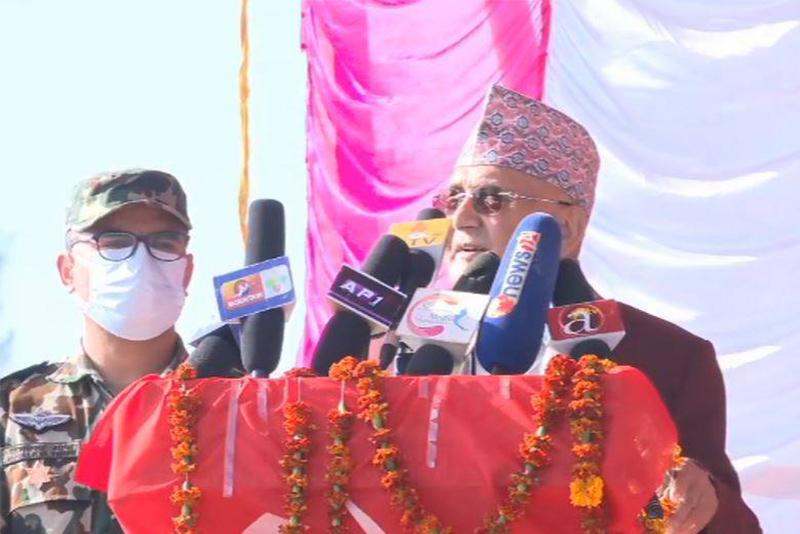 PM Oli in Dhangadhi 1