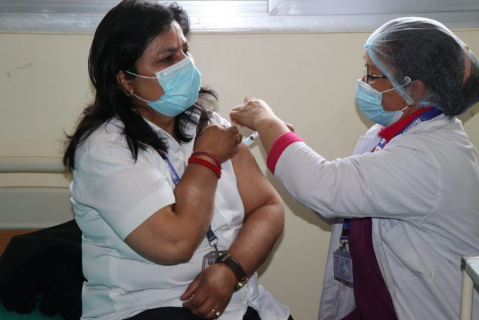 bhaktapur covid vaccine
