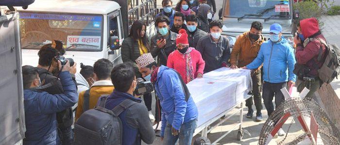 dead body kathmandu malesiya