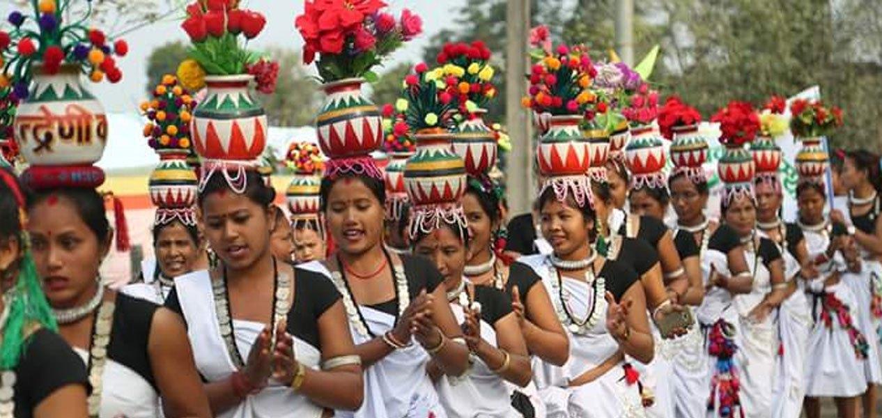 maghi tharu