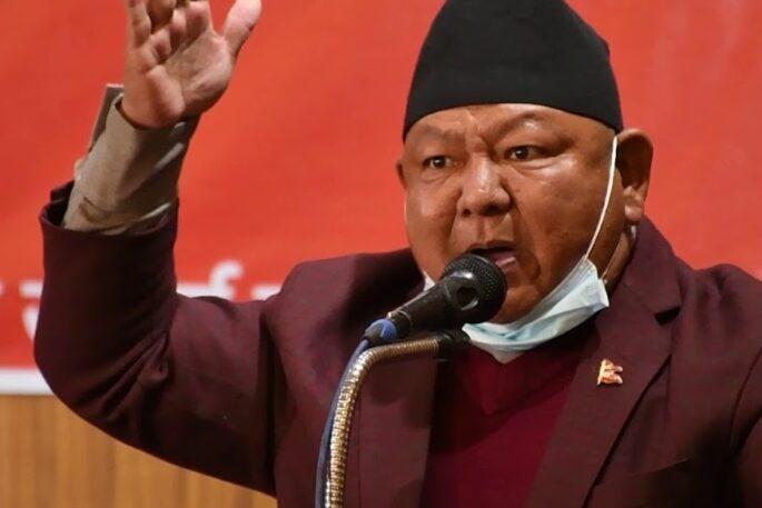 minister prem bahadur ale