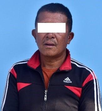 tigerskin arrested