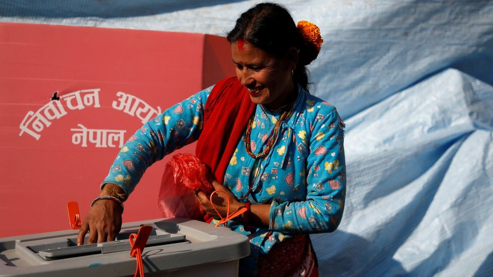 voting nepal election
