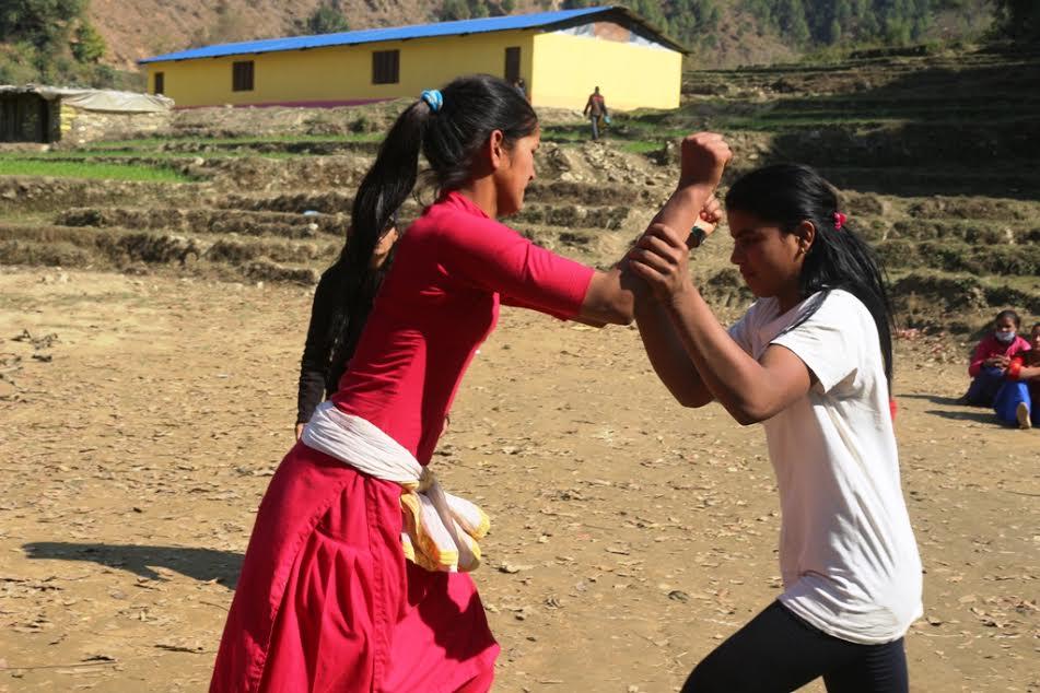 dailekh self defense 2