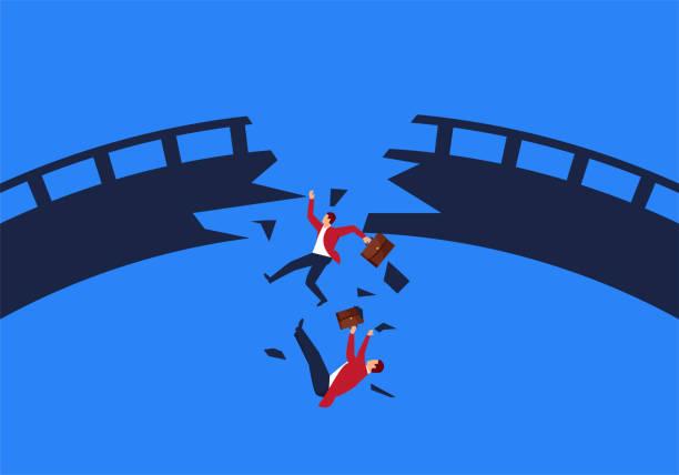 fall from bridge