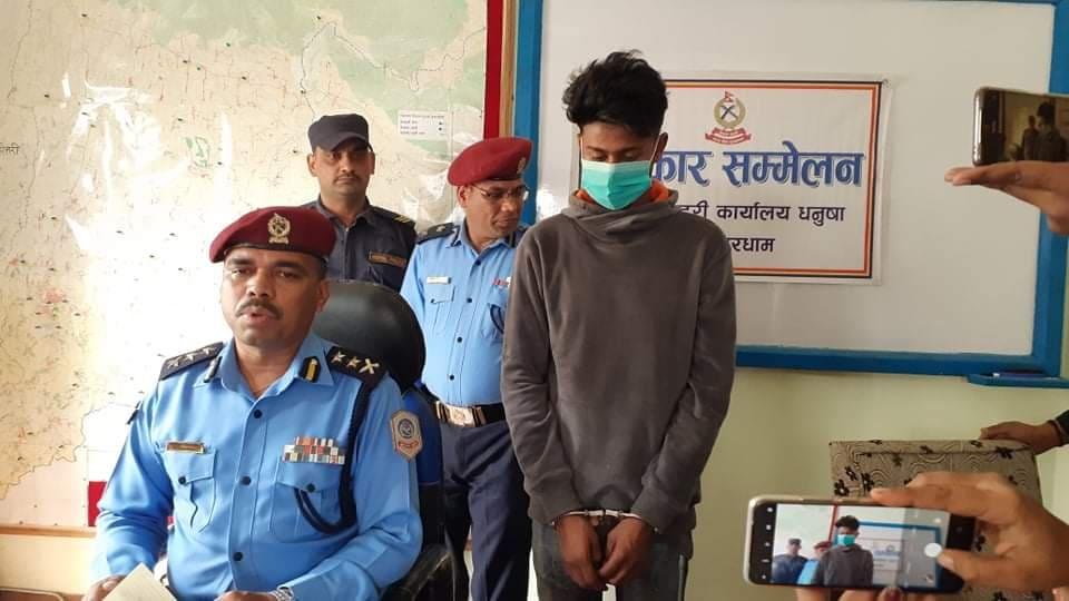 kidnaper arrested