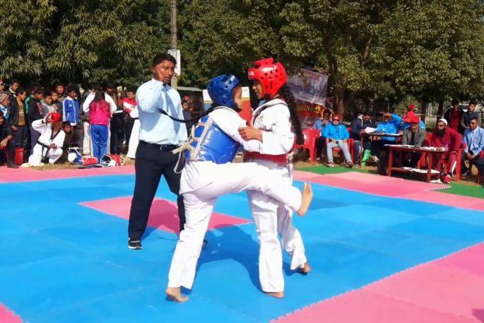 taekwondo nepal