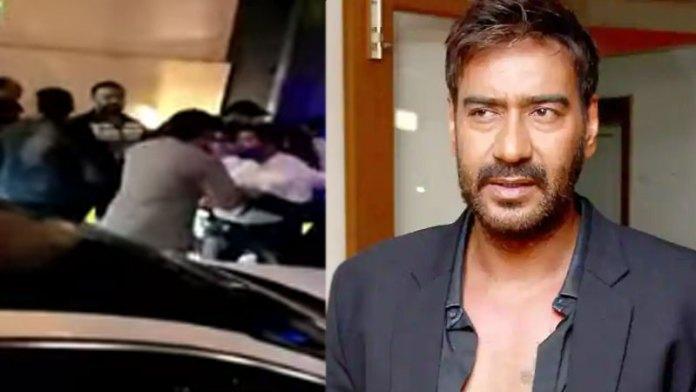Ebene Magazine Ajay Devgan Actor Ajay Devgan beaten to death in Delhi Find out the truth behind the viral video mr