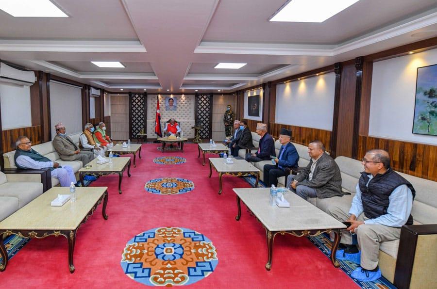 Jasapa and Oli Government 1