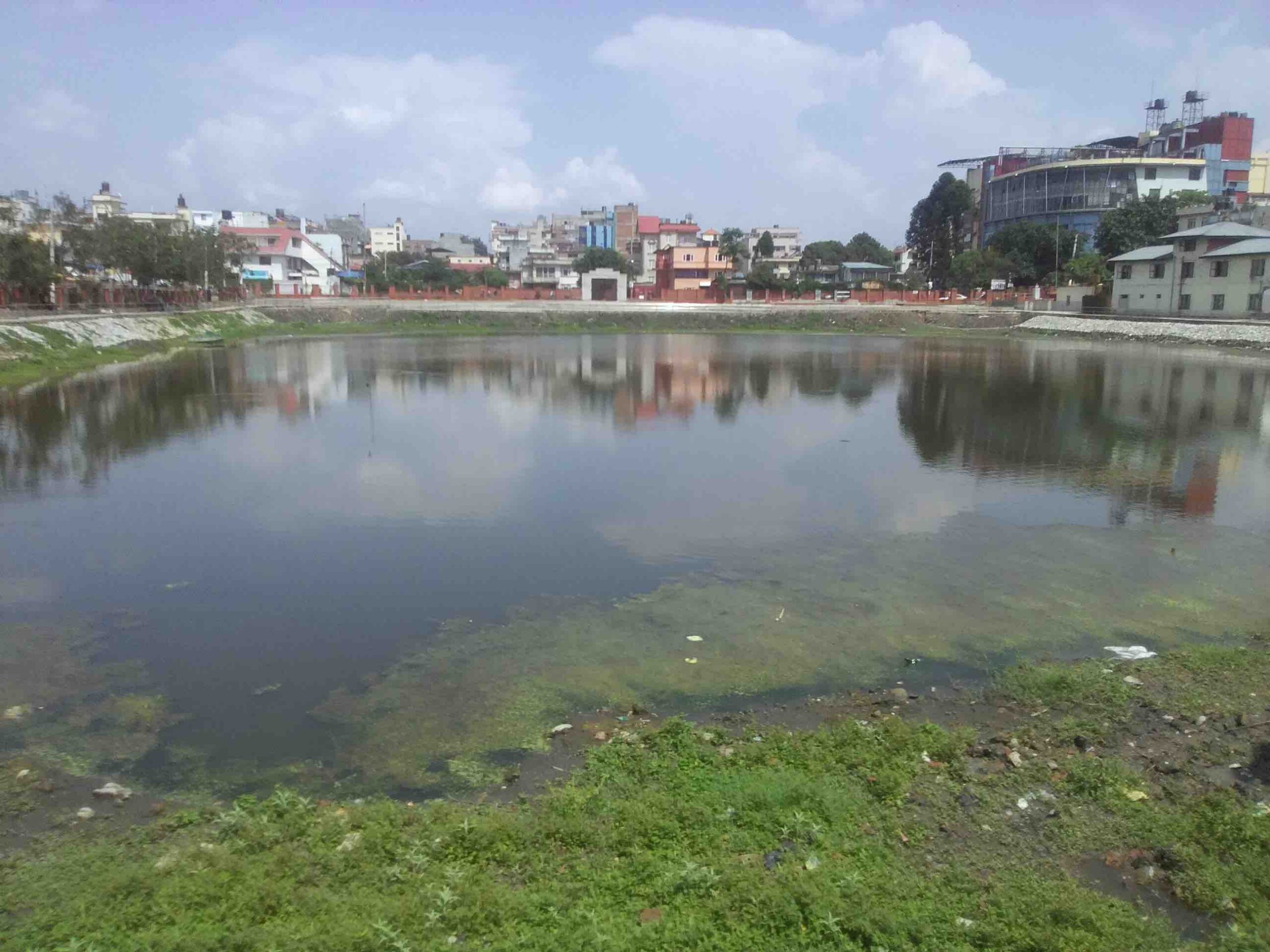 Kamalpokhari lake kathmandu scaled