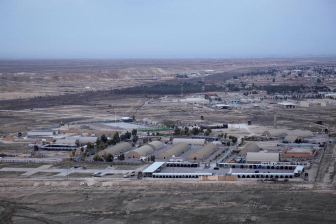 MAR Al Asad airbase
