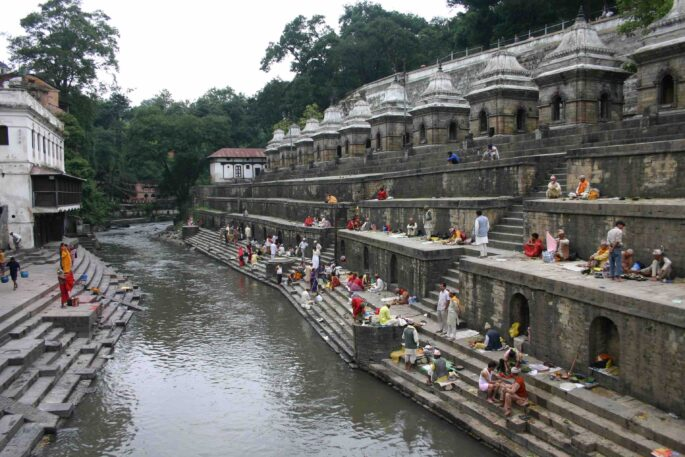 bagmati river pashupati