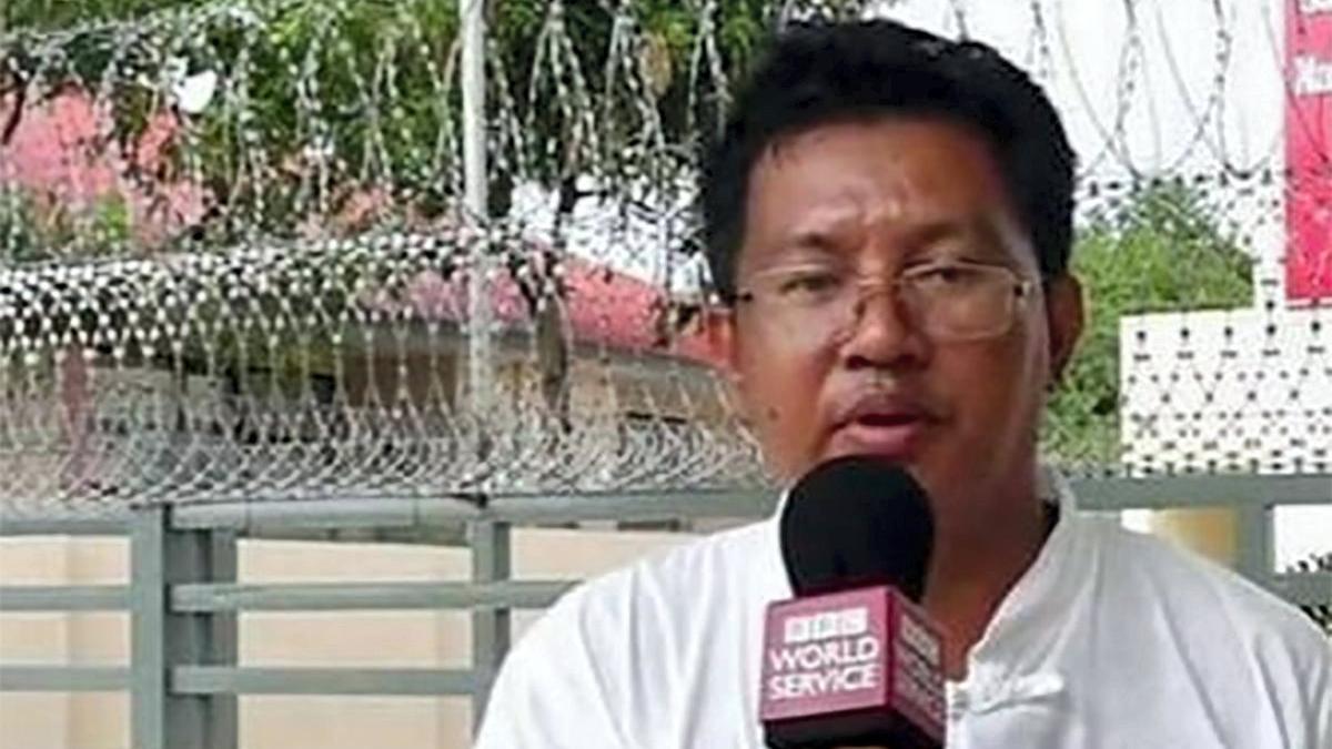 bbc correspondent myanmar