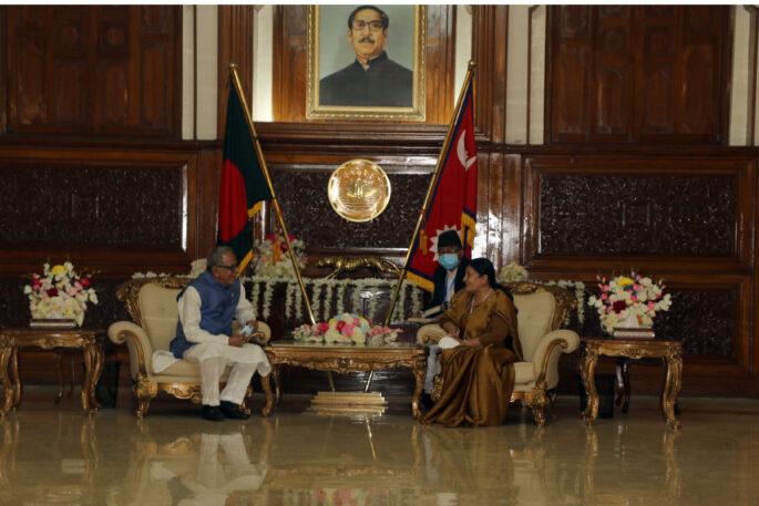 bhandari bangladesh visit hamid