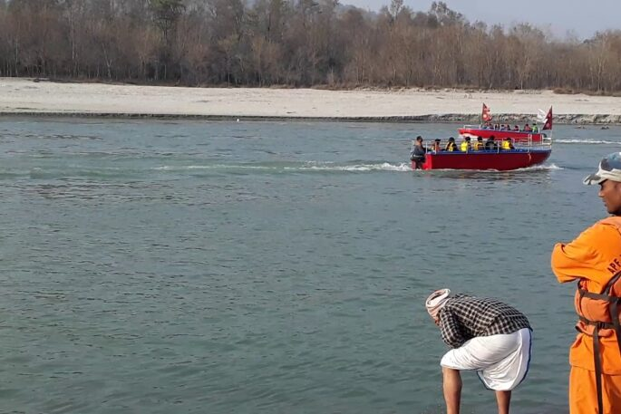 boat nepal