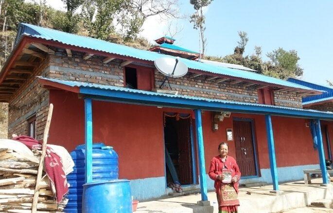 earthquake reconstrcution