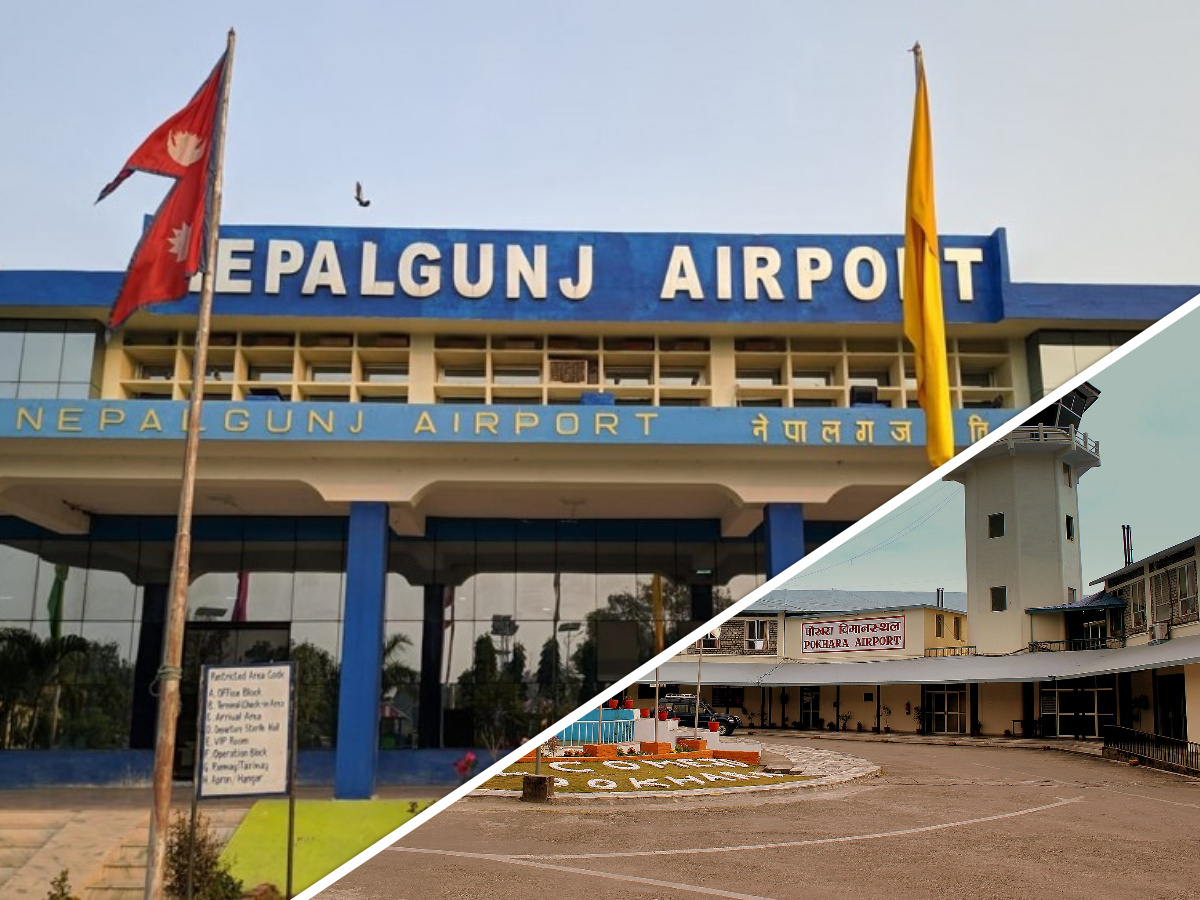 nepalguunj pokhara airport