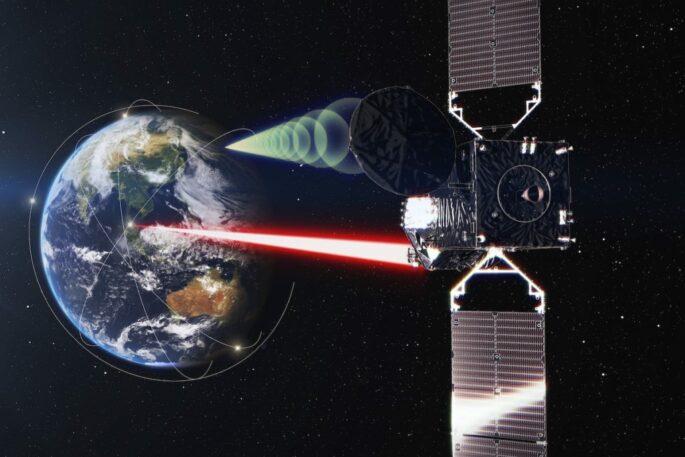 satellite Nepal