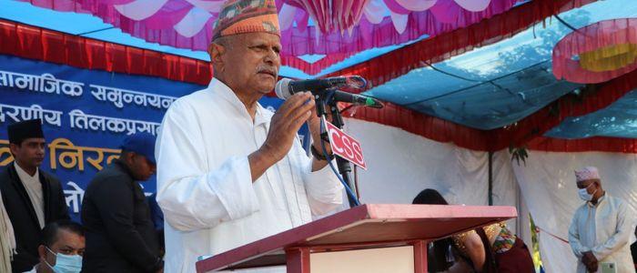 Rambaran Yadav
