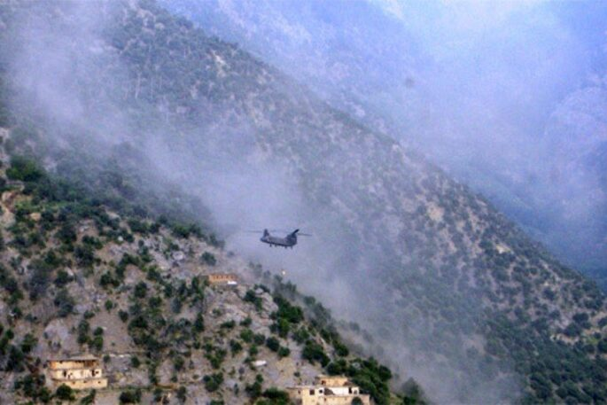 Taliban Killed In Air Strike