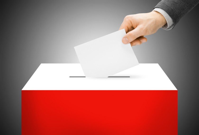 ballot election