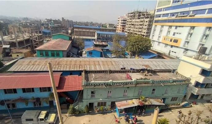 central jail sundhara