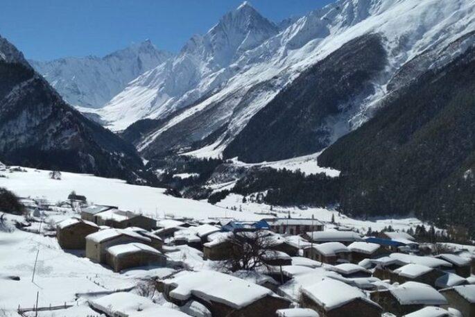 chhangru village