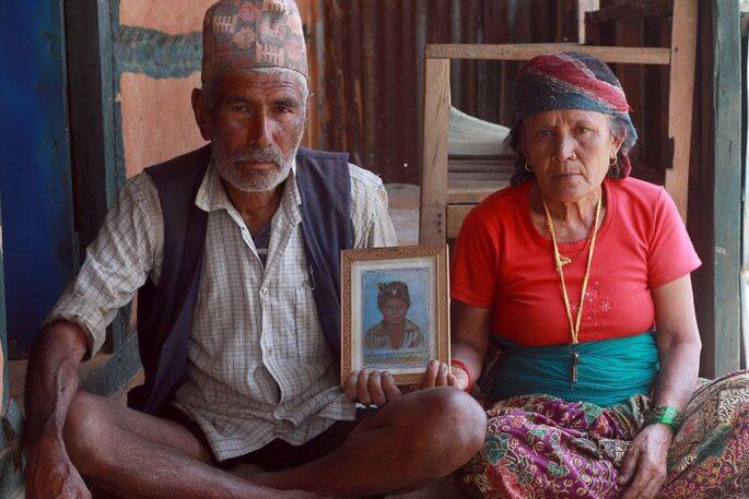 conflict victim nepal