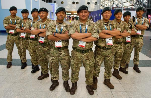 royal gurkha army
