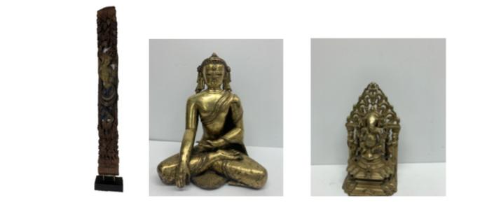 us returns Antiquities nepal