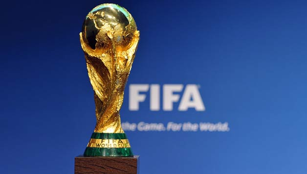 FIFA World Cup Trophy is presented after the FIFA Executive Committee Meeting on October 20 2011 in Zurich Switzerland.