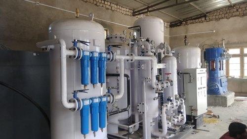medical oxygen plants
