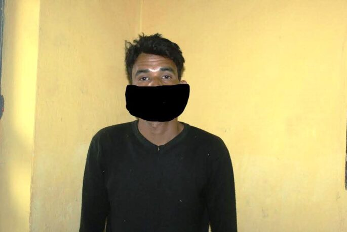 rape accused dailekh
