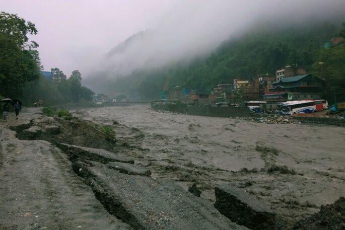 Kaligandaki River Badhi