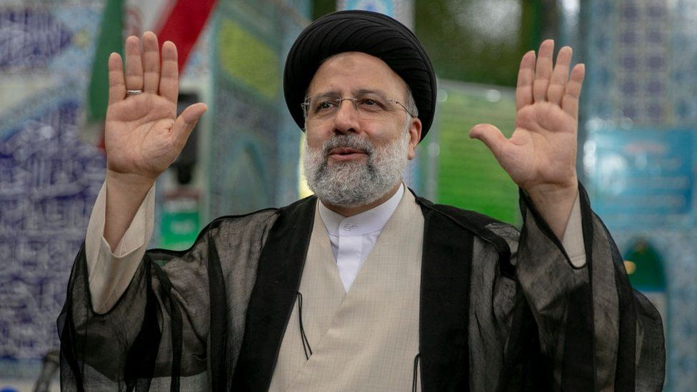 Raisi Iran New President