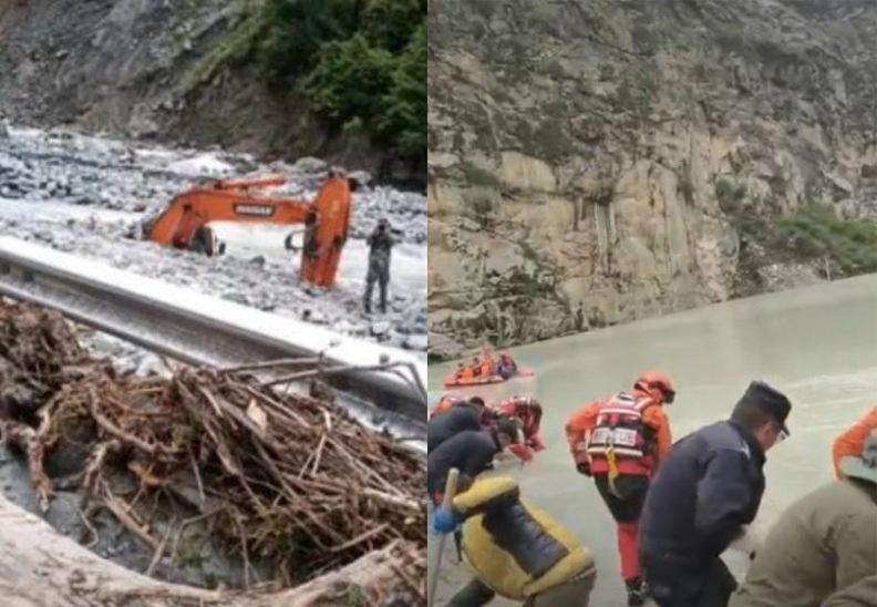 Tamakoshi Rongxiaqu River1 1