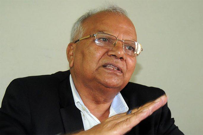mahadev yadav congress nirbachan samitee