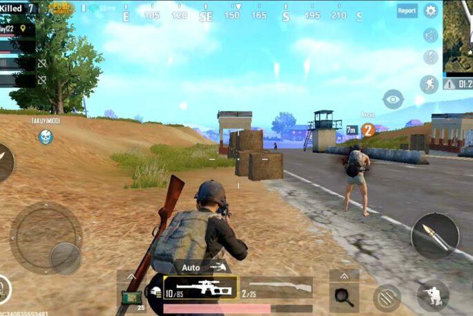 pubg gameplay online