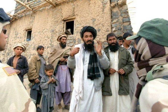 Afgani people