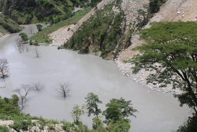 Budiganga River