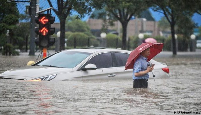 China Henan Flood