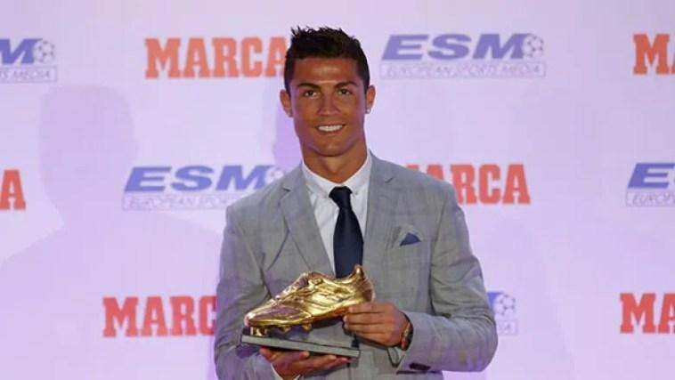 Cristiano Ronaldo Wins Euro 2020 Golden Boot1