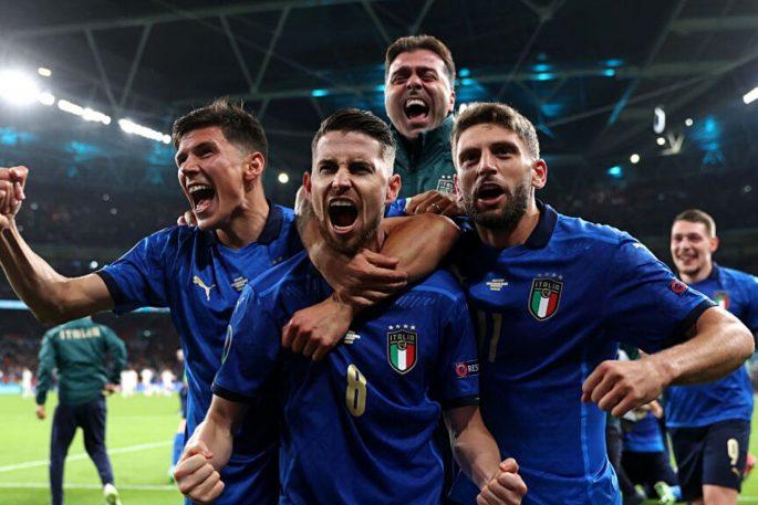 Italy 1 1