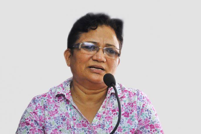 Pampha Bhusal