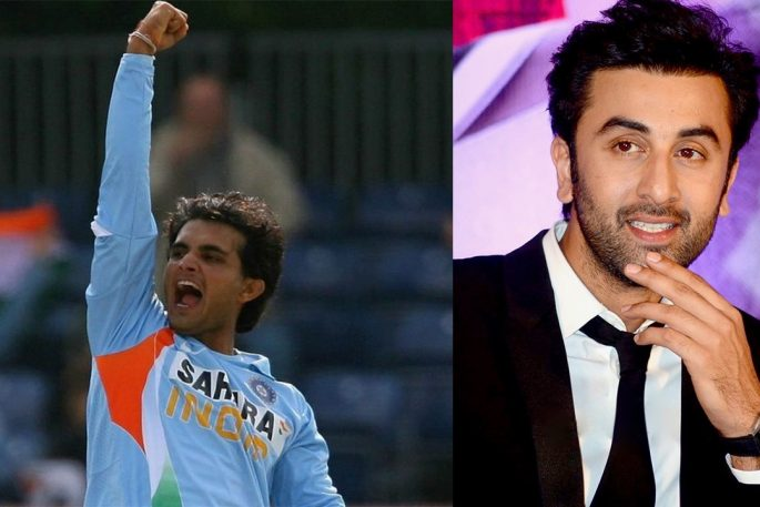 big news is ranbir kapoor all set to play sourav ganguly in his biopic