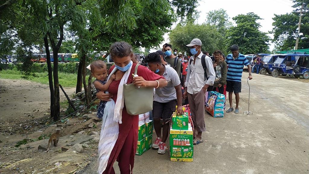india border nepalese 1