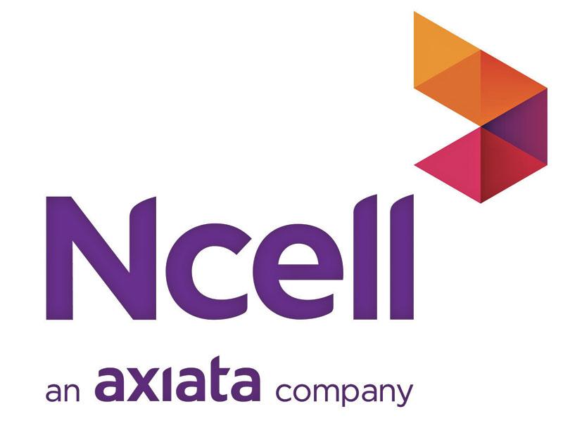 Ncell brand logo